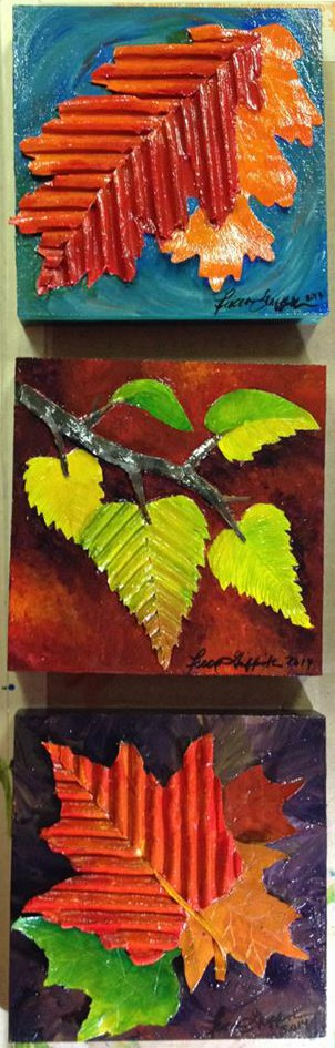 Autumn Leaves by Tricia Griffith